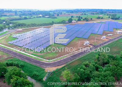 3.6MWp SA KEAO GROUND SOLAR POWER PLANT