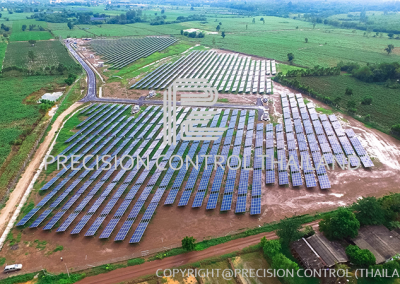 6MWp SA KEAO GROUND SOLAR POWER PLANT