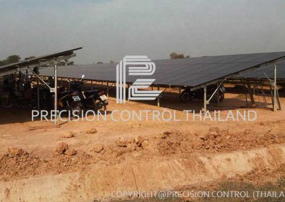 3MWp JP SOLAR GROUND SOLAR POWER PLANT