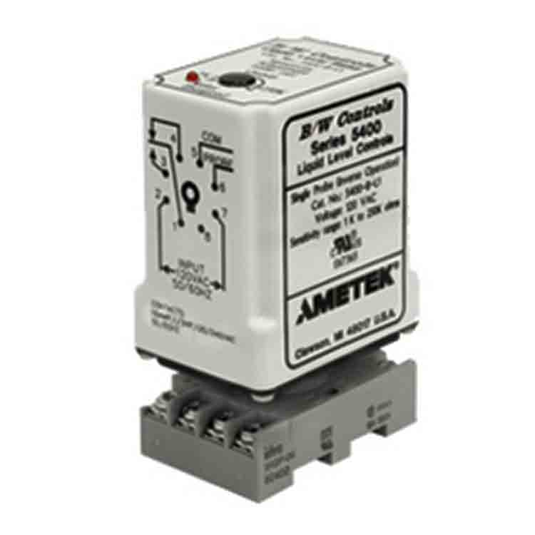 5400 Solid State Relay – Plug In Style