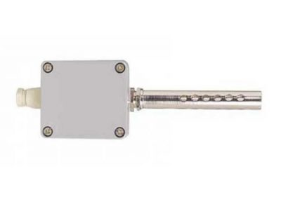 Temperature sensor for indoor and outdoor temperature