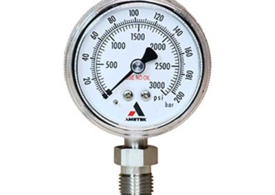 1536 Ultra-High Purity Pressure Gauge