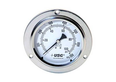 1555/1558/1559 Liquid Filled Pressure Gauge
