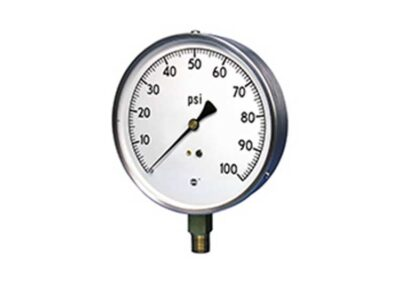 5105 Mechanical Contractor's Pressure Gauge