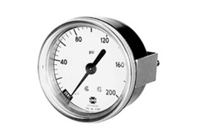 844 and 845 Panel Mount Pressure Gauge