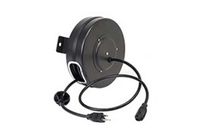 Power Cord Reel – 9in reel, 25ft cable