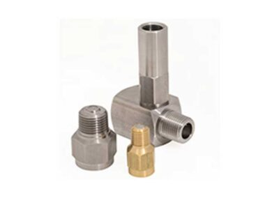 Pressure Snubbers and Overpressure Protection