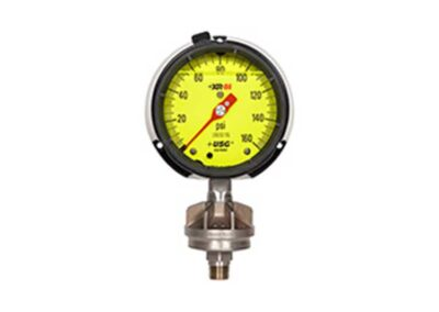 XR All-Welded Pressure Gauge and Diaphragm Seal